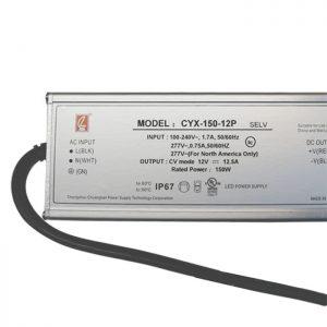 Fonte Blindada 12,5A 150w 12V Bivolt – Série PRO IP67